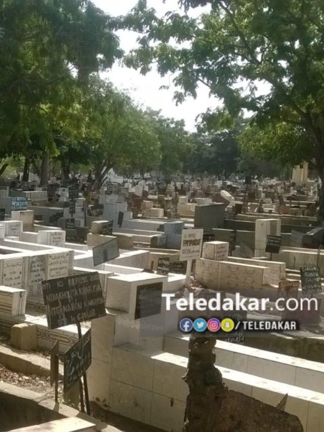 Le cimetière de Pikine plein a craqué