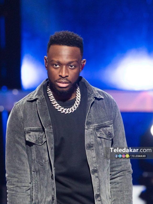 Le concert de Dadju à Dakar reporté