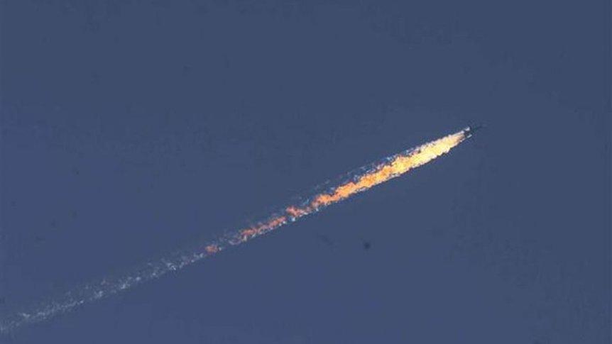 Resultado de imagen para derribo de avion ruso
