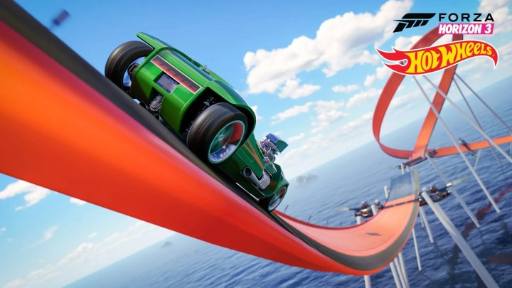 Hot Wheels, con Forza Horizon 3 si torna bambini