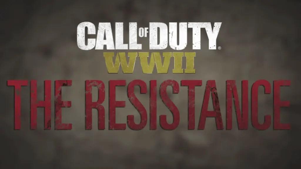 La Resistenza, il primo DLC di Call of Duty WWII