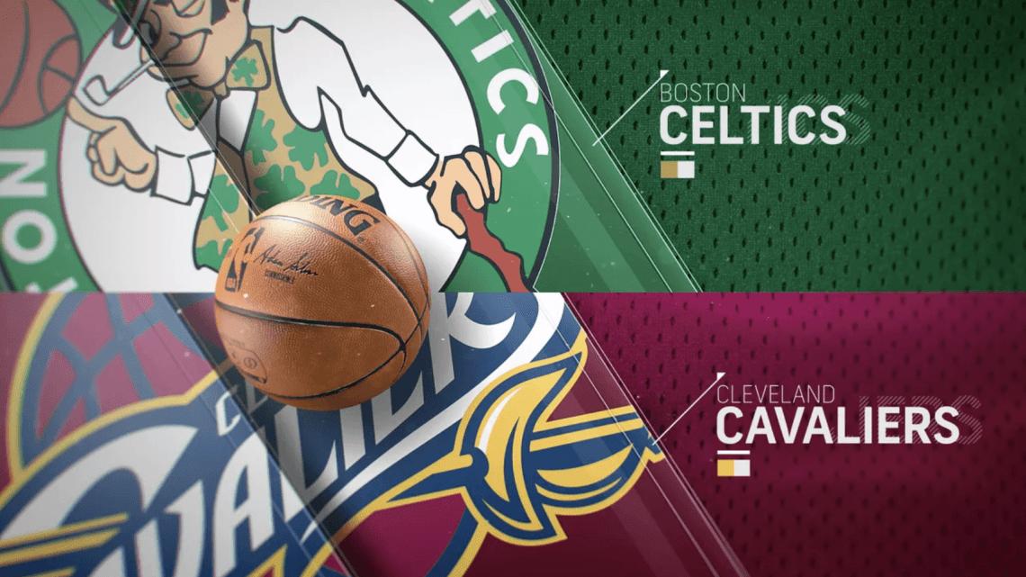 NBA, Celtics-Cavaliers in streaming sul sito di Sky Sport