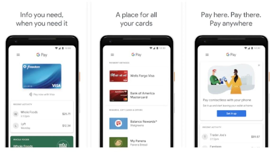 Google Pay, la nuova app di pagamenti che sfida Apple Pay