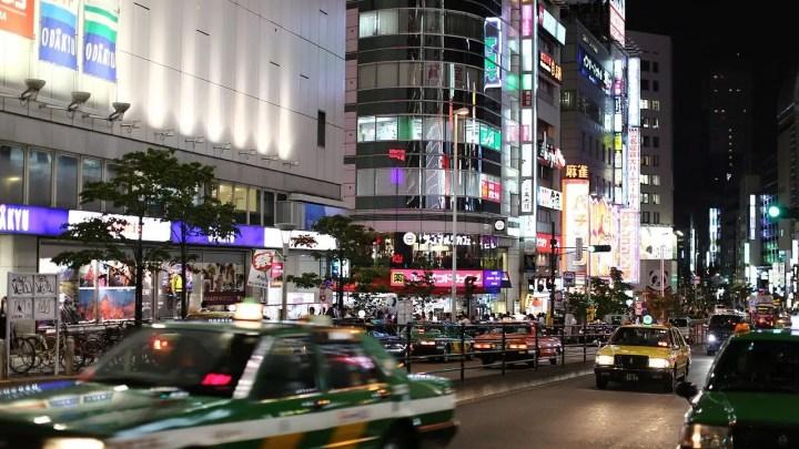 Tokyo, un'occhio tecnologico sul mercato dei taxi