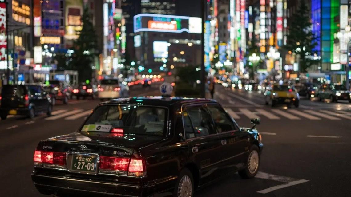 Toyota, a Tokyo iniziano i test per l'IA nella gestione taxi
