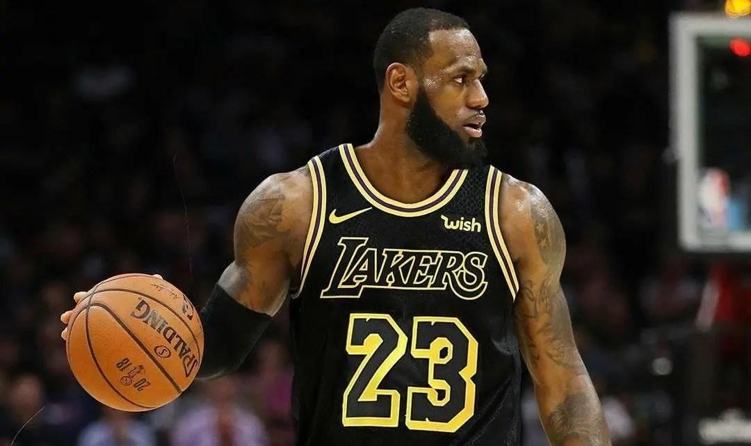 NBA, stagione finita per LeBron James. Il comunicato dei Lakers