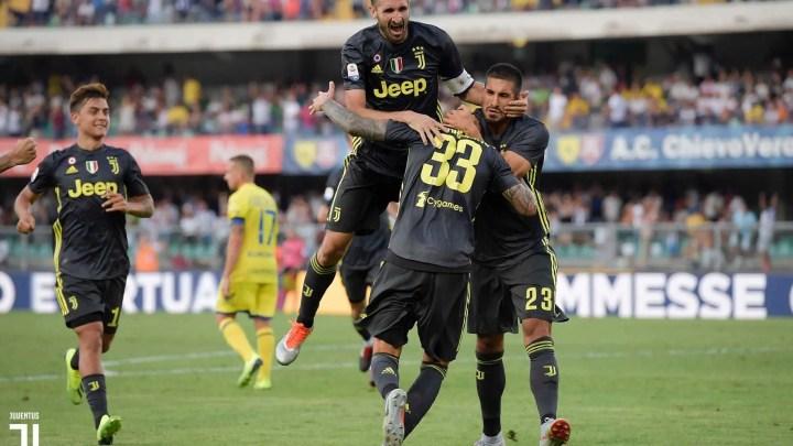 Serie A, 1^ giornata: bene Juventus e Napoli, sconfitta Inter