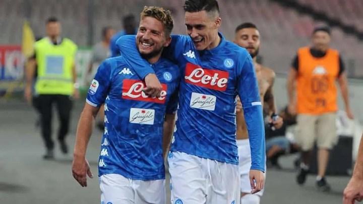 Serie A, 2^ giornata: Napoli in rimonta sul Milan, Inter solo pari