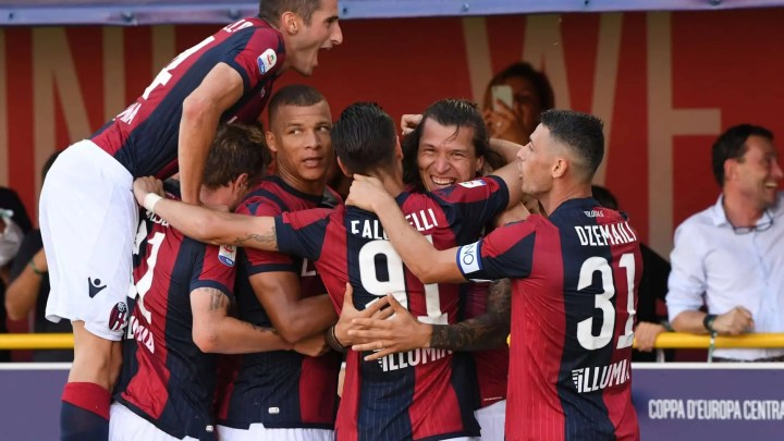 Serie A, 5^ giornata: profondo rosso Roma, vince la Juve