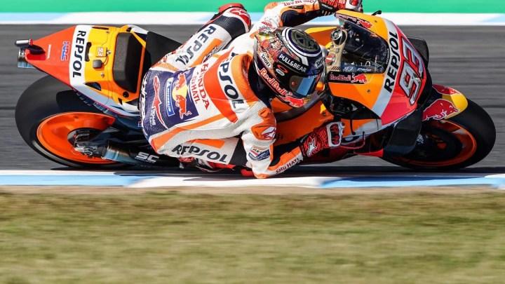 MotoGP, GP del Giappone: Marquez campione del mondo