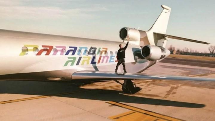 Fedez, da domani il nuovo disco Paranoia Airlines