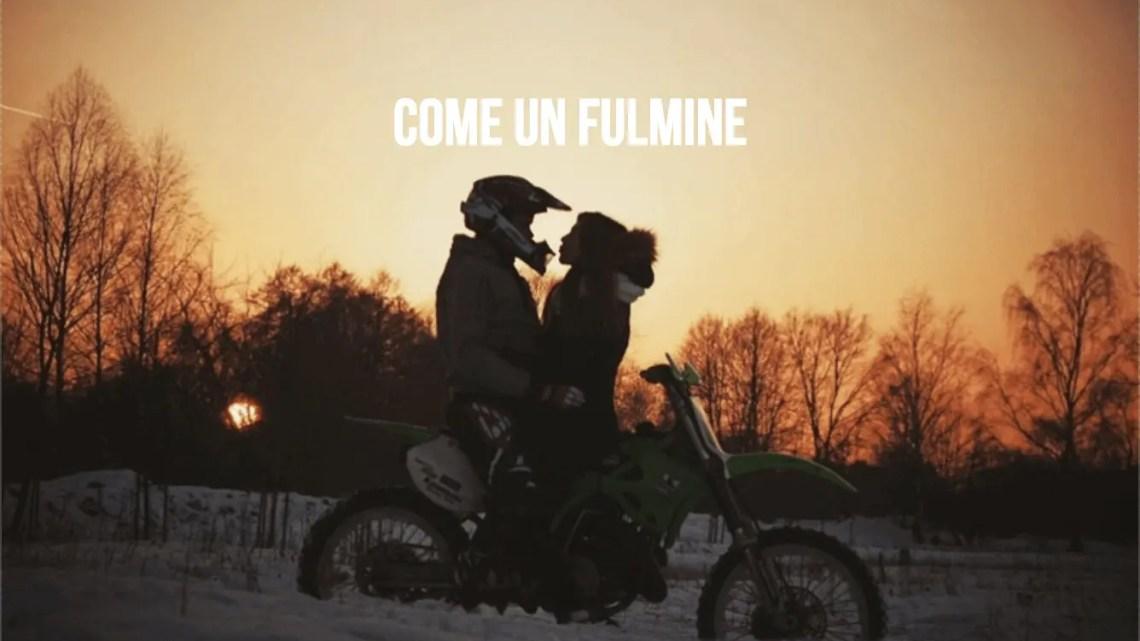 Come un Fulmine, da oggi una nuova storia d'amore disponibile su Kindle Store