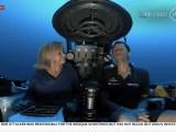 Sky News, il telegiornale in diretta dal fondo dell'Oceano