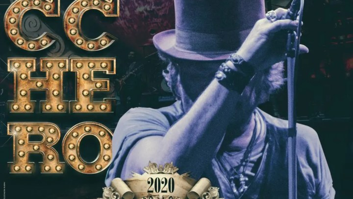 Zucchero torna live, nel 2020 10 date all'Arena di Verona