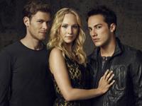 The Vampire Diaries_ Klaus-Tyler-Caroline