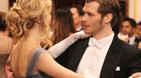 The Originals - Caroline e Klaus
