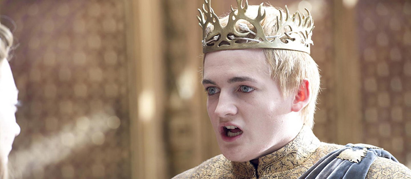 villain game of thrones joffrey