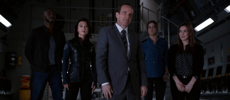 agents of shield recensione 1x21