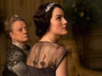 Downton Abbey Season Maggie Smith Michelle Dockery