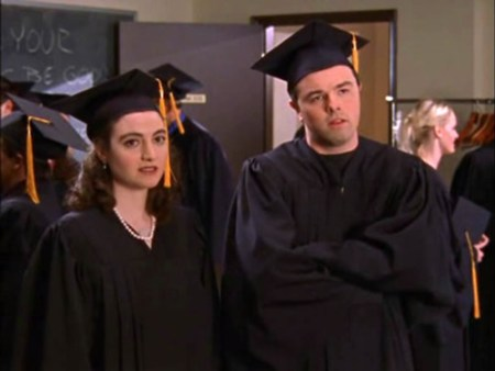 gilmore girls 10 star che sono passate da stars hollow. Black Bedroom Furniture Sets. Home Design Ideas