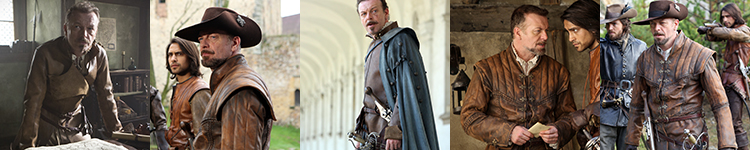 capitano reville musketeers