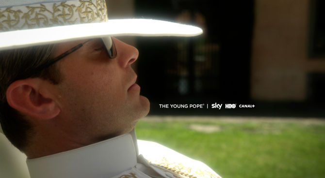 the young pope, jude law