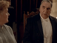 DOWNTON ABBEY 6.01 CARSON MRS PATMORE