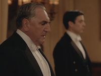 DOWNTON ABBEY FINALE S06.E09 CHRISTMAS SPECIAL CARSON