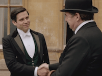 DOWNTON ABBEY FINALE S06.E09 CHRISTMAS SPECIAL THOMAS
