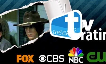 weekly tv rating tv USA