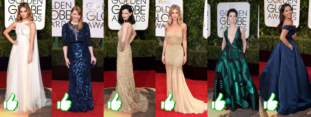Golden Globes 2016_red carpet_best dressed