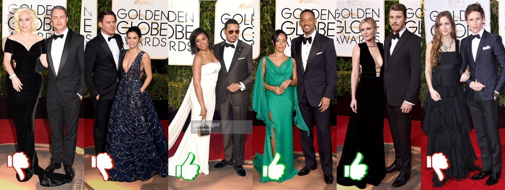Golden Globes 2016_red carpet_couples