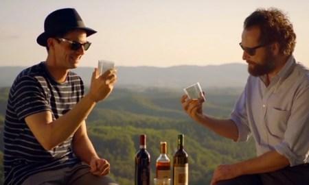 Matthew Rhys e Matthew Goode