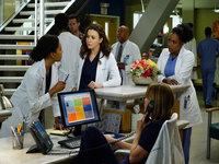 Maggie, Amelia, Meredith e Stephanie