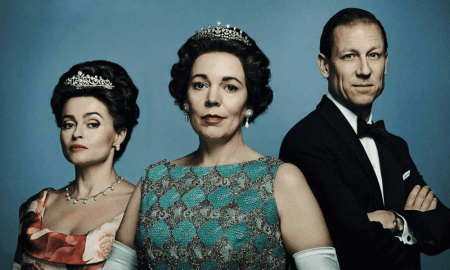 the crown stagione 3