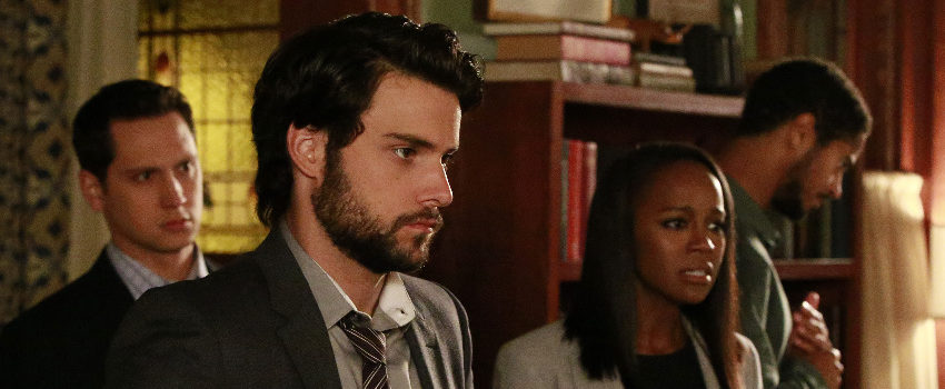 How To Get Away With Murder_Connor e Michaela