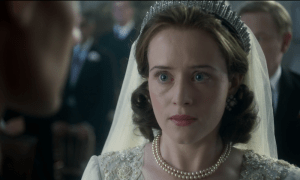crown claire foy