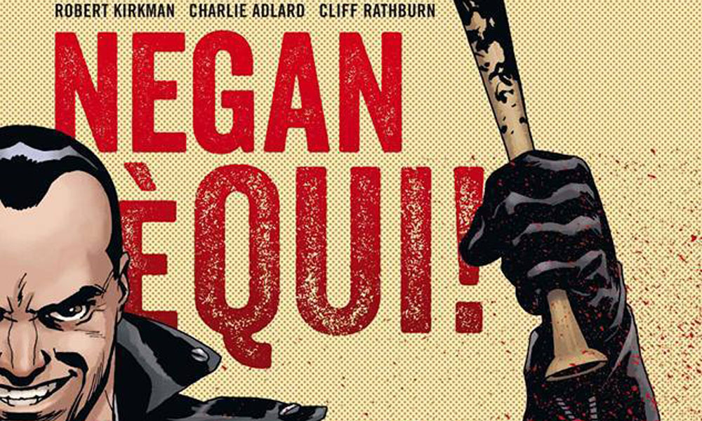 The Walking Dead: la vera storia di Negan in un fumetto dedicato