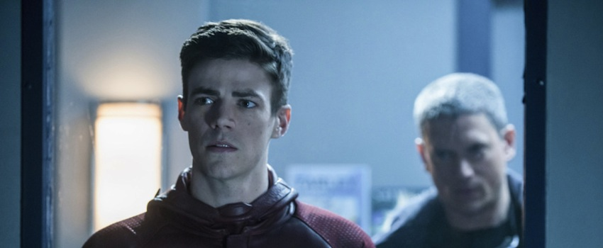 The Flash 3x15 3x16