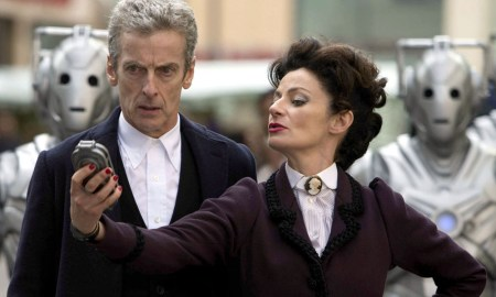 Doctor Who Michelle Gomez Peter Capaldi