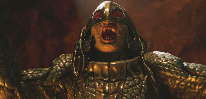 doctor who the empress of mars