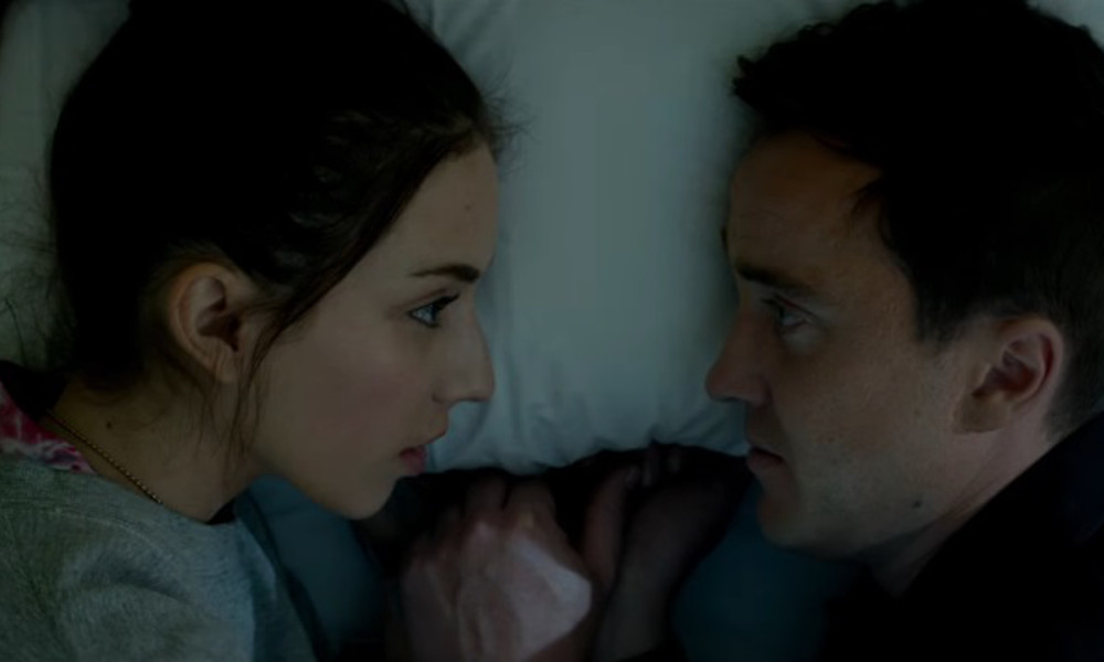 Feed: il trailer del film con Troian Bellisario e Tom Felton