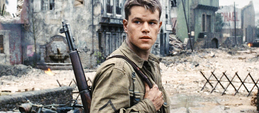 salvate il soldato ryan matt damon