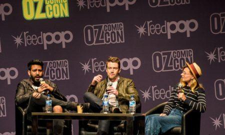 Oz Comic Con iZombie