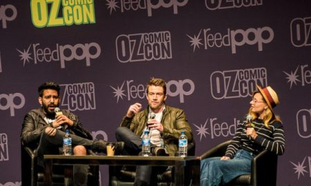 Oz Comic Con iZombie