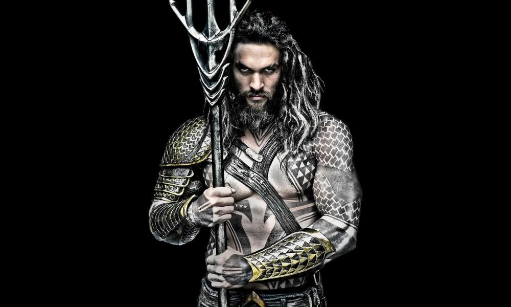 Aquaman: clip e dettagli del film con Jason Momoa dal panel del Comic-Con