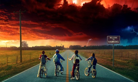 Stranger Things, serie tv di netflix