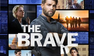 The Brave Mike Vogel