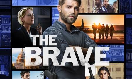 The Brave Mike Vogel