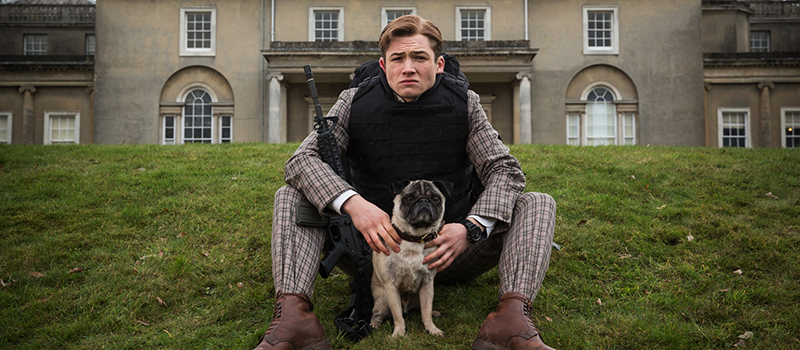 taron egerton kingsman the secret service